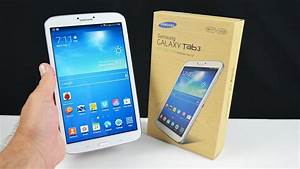 Samsung Galaxy Tab 3 8 0  Unboxing  U0026 Review