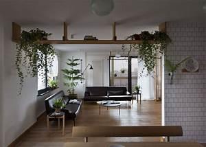Plante Pour Appartement : plantes et jardin int rieur dans un appartement design kiev ~ Zukunftsfamilie.com Idées de Décoration
