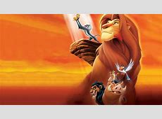 The Lion King Full HD Wallpaper and Background Image
