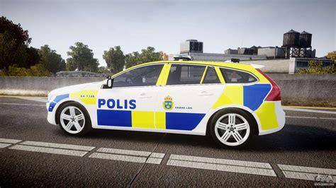 Is Volvo Swedish by Volvo V60 Swedish Els For Gta 4