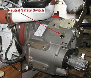 Zf 280a Neutral Safety Switch Location