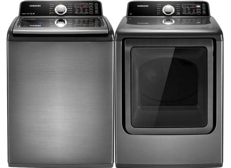 used front load washer and dryer samsung washer