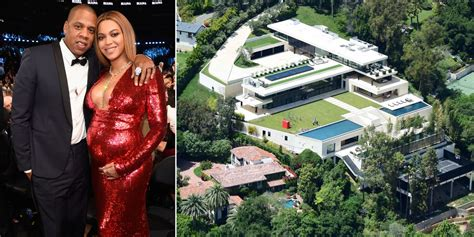 beyonce  jay zs  home beyonce  jay  bel air mansion