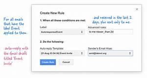 auto reply email template - send pre written email replies with gmail autoresponder