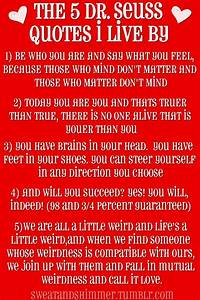 Top 10 Dr Seuss Quotes QuotesGram