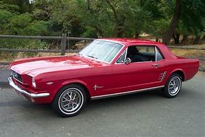1966 FORD MUSTANG COUPE - 43749