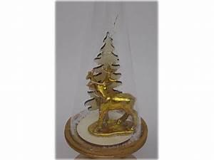 Glas Mit Lichterkette : hirsch in glas mit led lichterkette gr e 8 x 28 cm ~ Yasmunasinghe.com Haus und Dekorationen