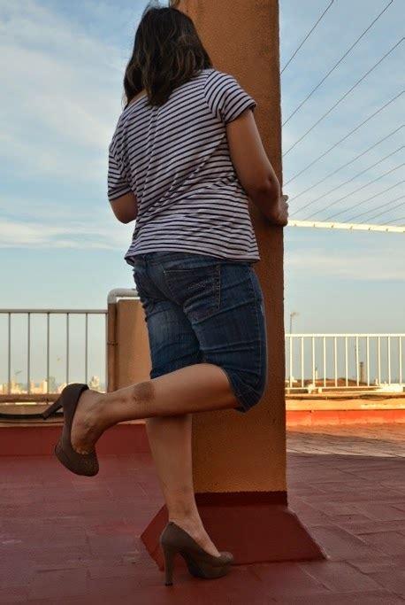 crushandtrampling trampling  high heels  jeans