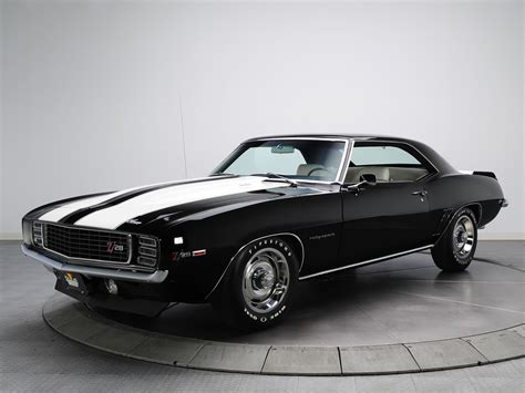 Chevrolet Camaro Ss 1969 Wallpapers Hd