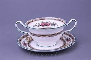 Wedgwood Porzellan Alte Serien : suppentasse mit untere wedgwood columbia w595 ebay ~ Orissabook.com Haus und Dekorationen