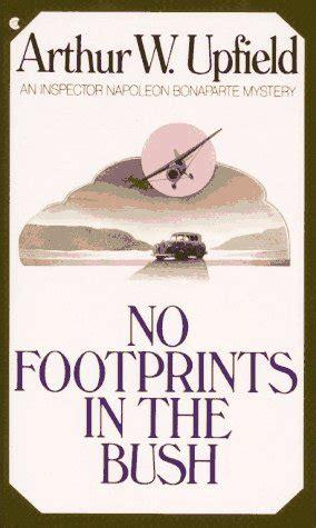 footprints   bush  arthur  upfield
