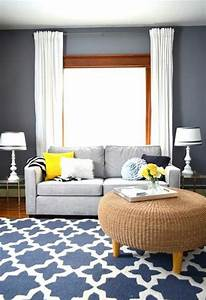 Wohnzimmer Wandfarbe Grau : wohnzimmer wandfarbe grau rattanm bel sofa wei e gardinen wanddekoration interior wallpapers ~ Orissabook.com Haus und Dekorationen