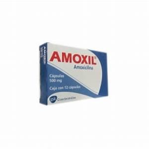 AMOXIL (AMOXICILLIN) 500MG 12PILL - MEXIPHARMACY ...