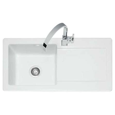 Caple Foxboro 100 Ceramic Sink And Washington Tap Pack