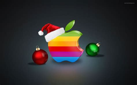 apple christmas wallpapers high resolution