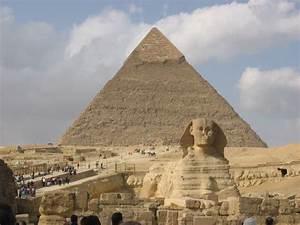 Egyptian Architecture- Great Pyramid of Khufu, El Giza, Egypt
