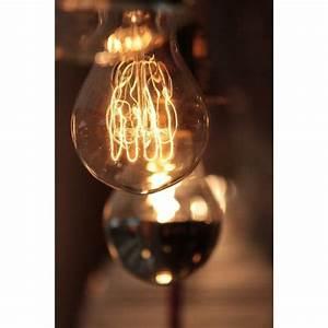Lampe Ampoule Filament : lampe deco a filament ~ Teatrodelosmanantiales.com Idées de Décoration