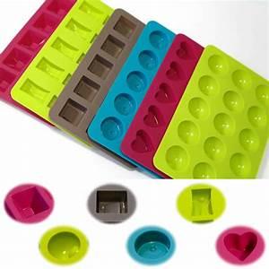 Eiswürfel Ohne Form : 6x silikon pralinen pralinenform backform form schokolade konfekt herz tr ffel ebay ~ Fotosdekora.club Haus und Dekorationen