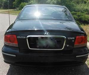 Purchase Used 2003 Hyundai Sonata Black Wood Trim Alloy
