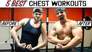 Top 5 Chest Exercises To Get Ripped