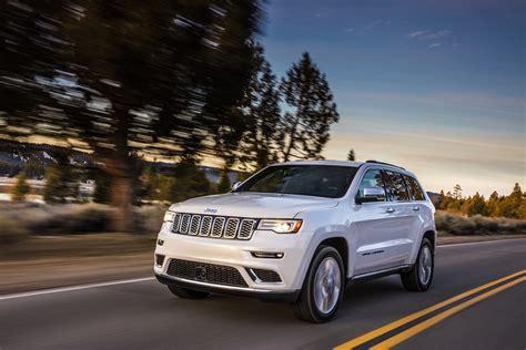 2017 Jeep Grand Cherokee Summit Revealed