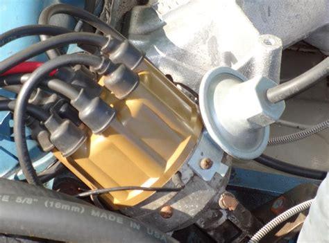 symptoms  vacuum advance problems  classic cars