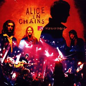 Alice In Chains MTV UNPLUGGED 180g Audiophile NEW SEALED ...