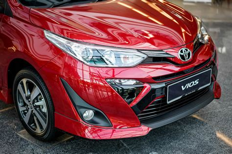 video toyota vios  facelift malaysias god car