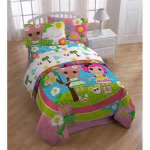 lalaloopsy polyester bedding sheet set walmart com