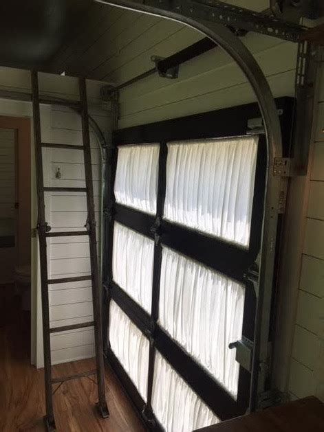 sq ft tiny house  wheels  downstairs bedroom