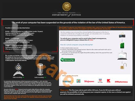 united states department of justice virus unlock guide yoosecurity