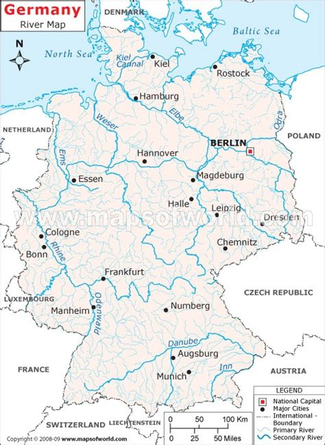 river map  germany passport germany coming