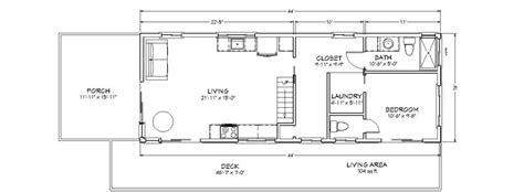 modern cabin floor plans gallery a modern cabin in the simply home small