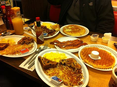 All-star Special Breakfast @ Waffle House