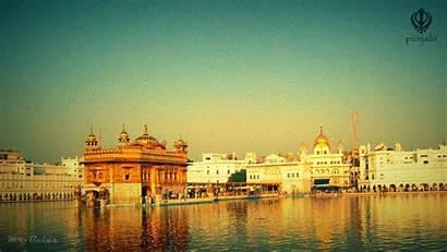 Punjab Wallpapers Sikh Sahib Harmandir India Amritsar