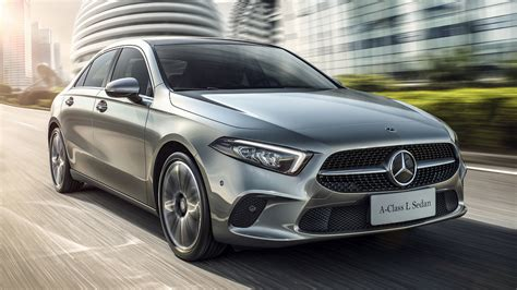 Mercedes A Class Backgrounds by 2019 Mercedes A Class Sedan Cn Wallpapers