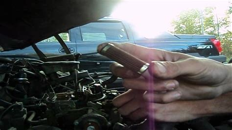 85 Chevy Fuel Filter Location by Engine Surging Time To Change Your Fuel Filter