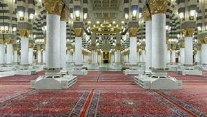 We Are Muslims Blog: Inside Masjid e Nabwi s.a.w. (Saudi ...