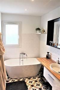 Rénovation Salle De Bain Avant Après : rendez vous d co la r novation de la salle de bain avant ~ Dallasstarsshop.com Idées de Décoration