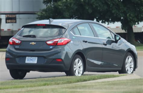 2019 Cruze Adds Engine Auto Stop-start Override