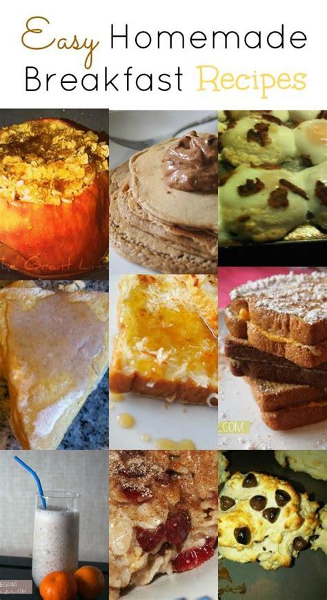 easy sweet breakfast recipes easy homemade breakfast recipes sweet cakes easy recipes and homemade