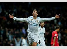 Real Madrid news Cristiano Ronaldo becomes the first