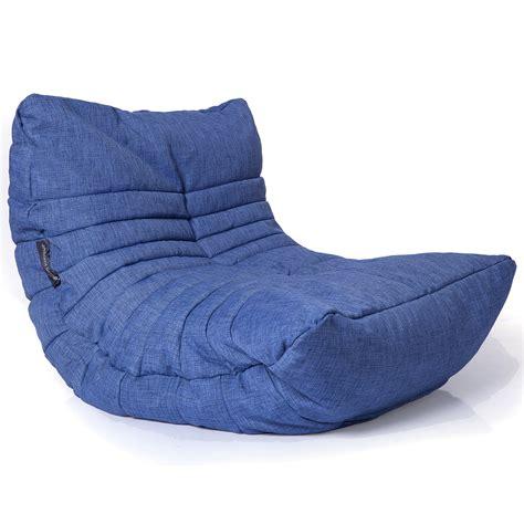 bean bag covers only interior bean bags acoustic sofa blue jazz bean bag
