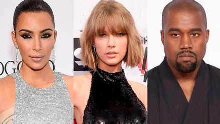 Taylor Swift responde a los videos filtrados por Kim ...