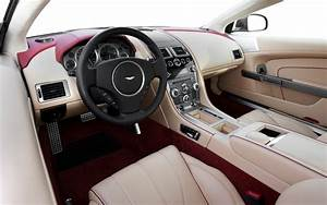 All The Latest Information: aston martin db9 interior