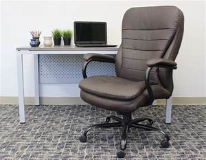Boss, Office, Double, Plush, Leather, Office, Chair, Multiple, Colors, -, Walmart, Com