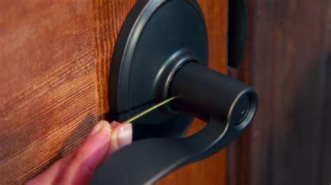 schlage door hardware removal how to change the handing of your schlage door lever