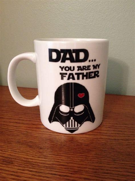 star wars dad    father custom coffee mug