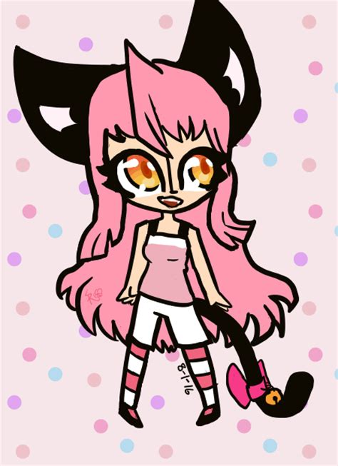 fanart anime kawaii kawaii chan aphmau fanart by umbreonlover56 on deviantart