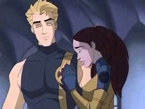 Bobby (Iceman) & Kitty (Shadowcat) *Forget About Love (The ...